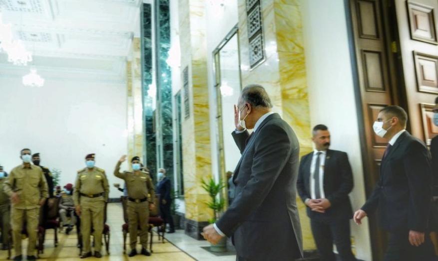 """الكاظمي: فرضنا """"آليات قانونية وزمنية"""" لانسحاب قوات التحالف"""