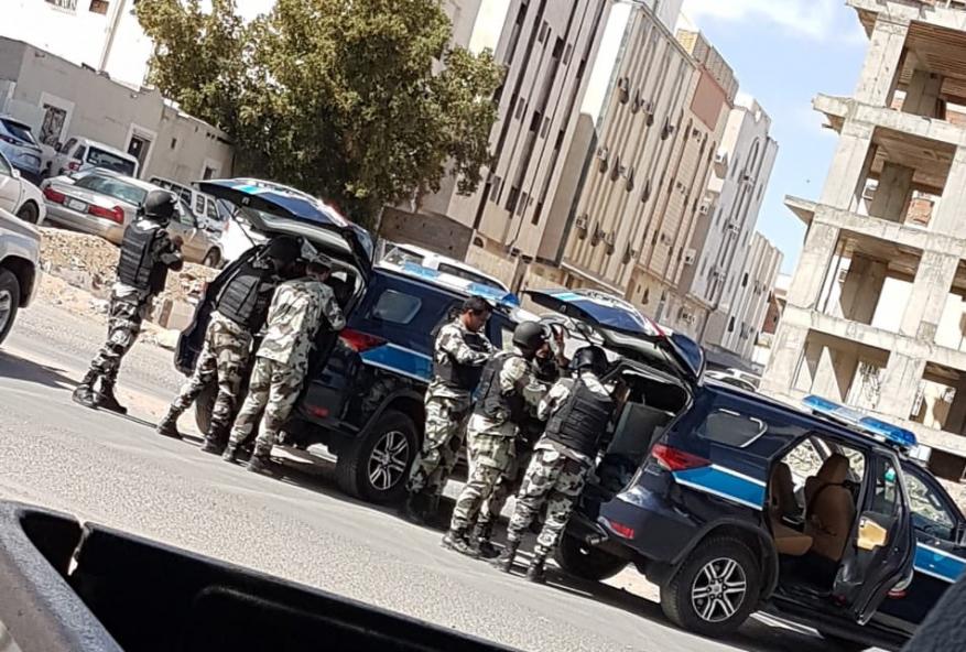 مسلح يصيب 3 رجال أمن بالمدينة المنورة في إطلاق نار