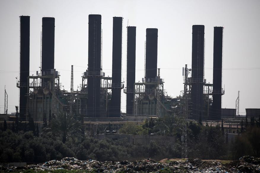 اشتية: تعهد قطري وأوروبي لإنشاء خطوط الغاز لمحطة كهرباء غزة