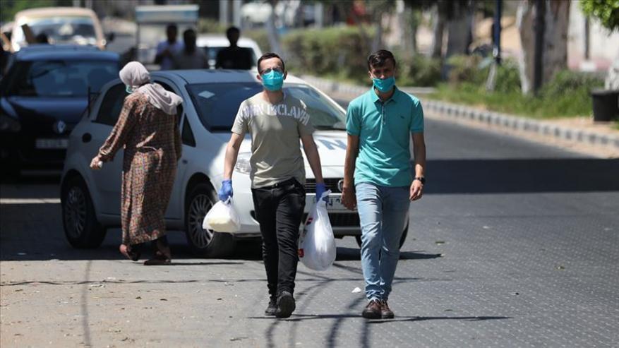 الحايك: أكثر من مليار دولار خسائر قطاع غزة جراء جائحة كورونا
