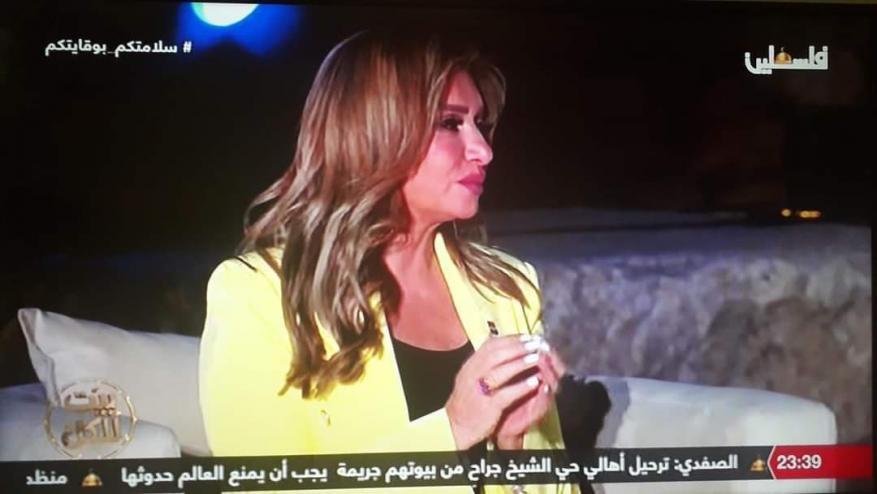 الأقصى في خطر وتلفزيون فلسطين يصرف النظر