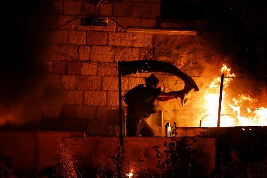 إصابة 3 مواطنين في اعتداءات للاحتلال والمستوطنين في القدس