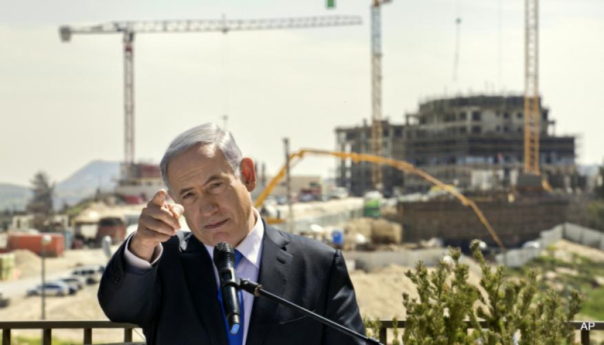 تقرير: نتنياهو يستند على أوراق الاستيطان ومشاريع الضم في انتخابات الكنيست