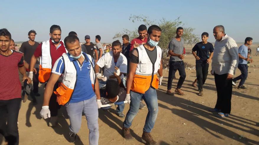 مفوضة أممية: الاحتلال أصاب 45 مسعفًا و30 صحفيًا بنصف عام