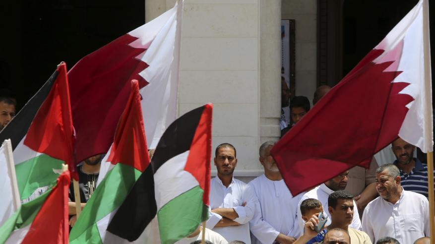 Qatar pledges $150 million in aid to besieged Gaza
