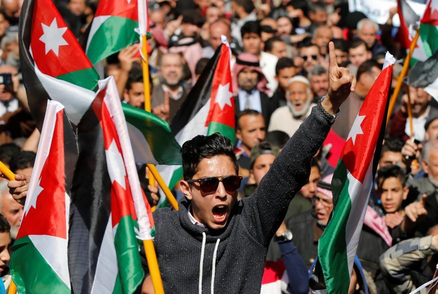 """استطلاع رأي أردني: غالبية الأردنيين متفائلون لأنهم """"يؤمنون بالله ويتوكلون عليه"""""""