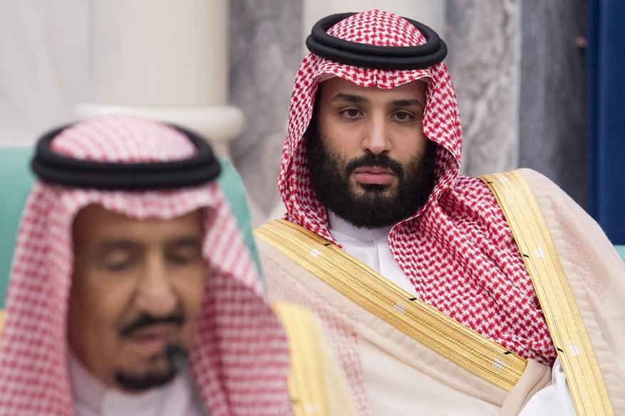 """السلطات السعودية تعد لـ""""مجزرة"""" بحق الفلسطينيين حملة """"الوثيقة """""""