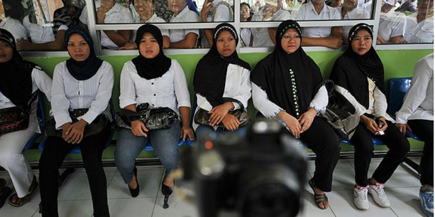 السعودية تعيد استقدام العمالة المنزلية من إندونيسيا بعد توقف 9 سنوات
