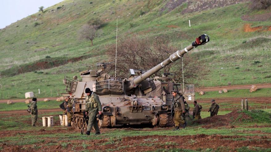 جيش الاحتلال في حالة تأهب.. هذا ما يتوقعه بعد قصف سوريا