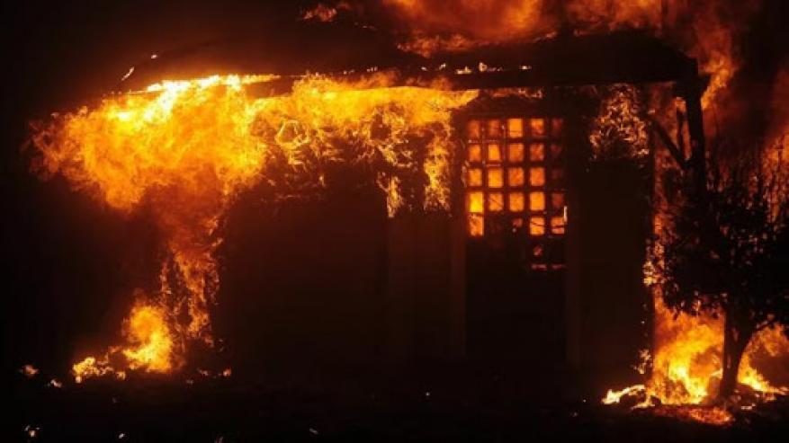 حرائق واسعة في أنحاء ولاية يوتا الأمريكية
