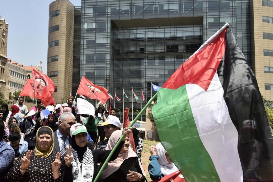 """72 عاماً على """"نكبة فلسطين"""""""