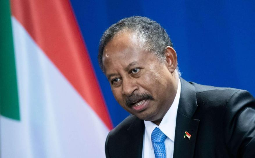 حمدوك يعلن تحويل السودان المبلغ المطلوب لرفع اسمه من القائمة الأمريكية للدول الراعية للإرهاب