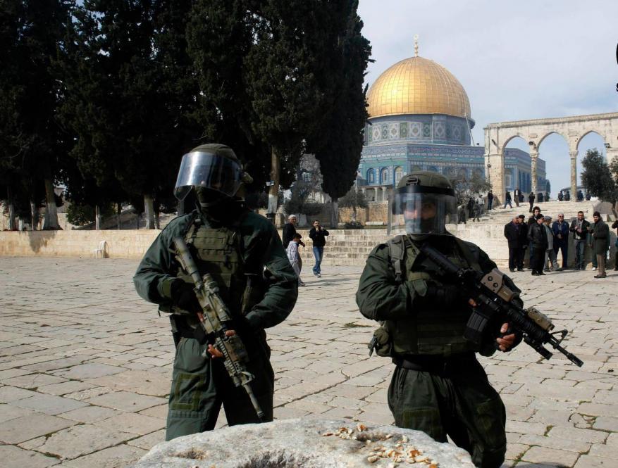 الأردن: الاحتلال يجر المنطقة لصراع ديني بانتهاكاته في الأقصى