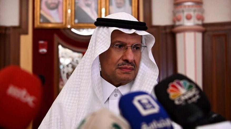 وزير الطاقة السعودي: الولايات المتحدة شريك استراتيجي للمملكة