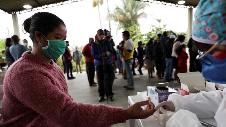 """""""رويترز"""": وفيات كورونا في أمريكا اللاتينية تتجاوز 200 ألف"""