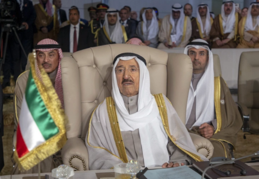 وفاة أمير الكويت الشيخ صباح الأحمد