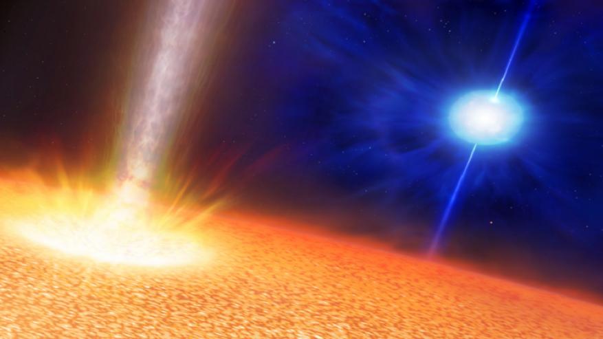 """ظاهرة فضائية يمكنها """"محو"""" الكون بأكمله!"""