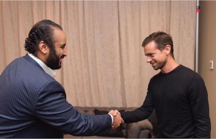 موقع بريطاني: رئيس تويتر التقى محمد بن سلمان بعد اكتشاف جاسوس سعودي