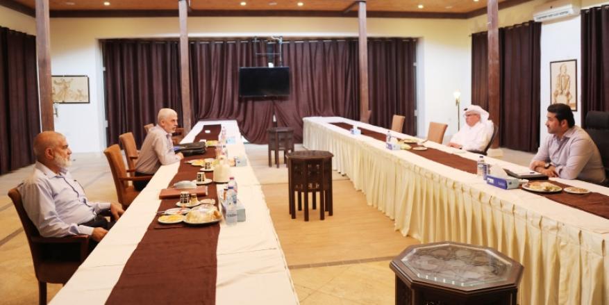 العمادي يعلن نجاح جهود دولة قطر في التوصل لاتفاق تهدئة في قطاع غزة