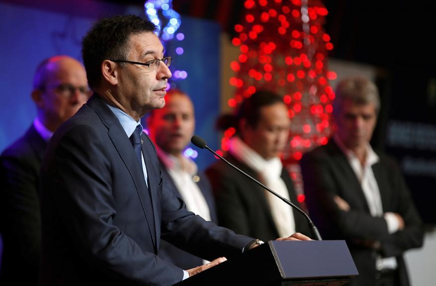 رئيس برشلونة يتحدث عن عودة نيمار يضع شرطا للتعاقد مع إيسكو