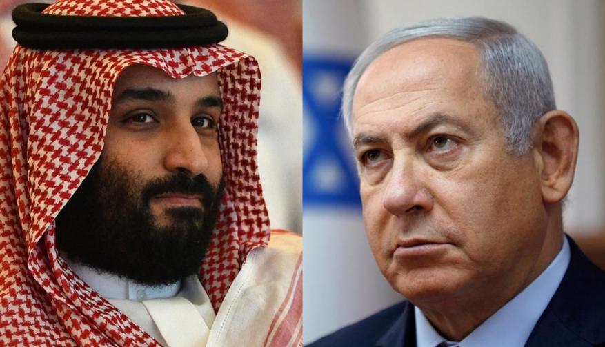 نتنياهو يُعلق على أنباء لقائه ببن سلمان