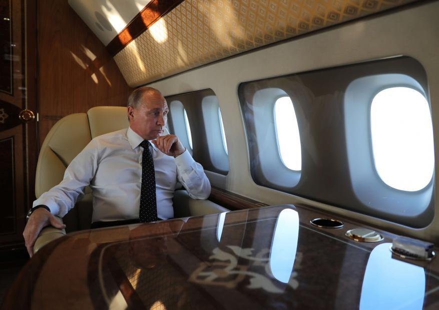 طيار بوتين يكشف عن حادث خطير حصل خلال رحلة رسمية للرئيس