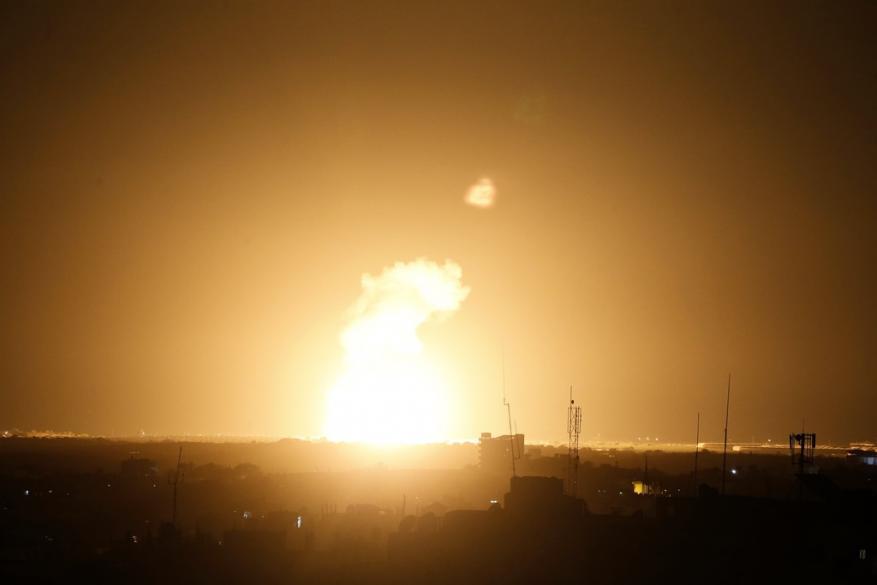 """حماس: مواصلة العدوان """"محاولة غبية"""" لحسم الصراع لصالح المحتل"""