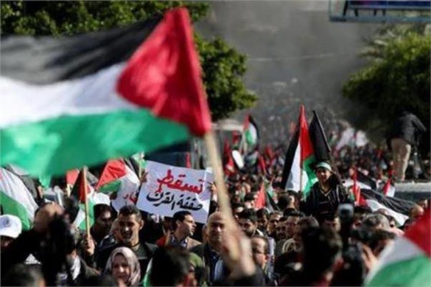 """حماس تدعو لاستراتيجية نضال شاملة ومشتركة لصد """"صفقة القرن"""""""