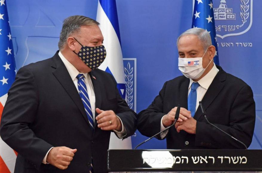 """بومبيو: دول عربية أخرى ستنضم إلى اتفاقيات السلام مع """"إسرائيل"""""""