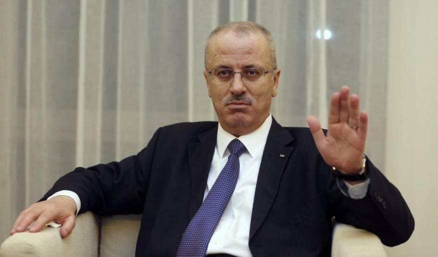 الحمد الله معلقاً على اقتحامات الاحتلال: لن نقبل جرنا إلى مربع العنف والفوضى