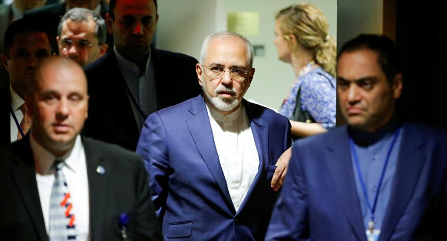 ظريف: ليس أمام إيران أي مانع لتخصيب اليورانيوم