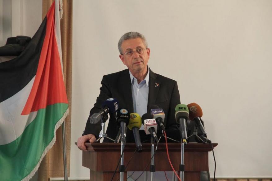 الاحتلال يؤذي الانتخابات بالضفة.. البرغوثي لشهاب: يجب عرض اتفاق الغاز على التشريعي