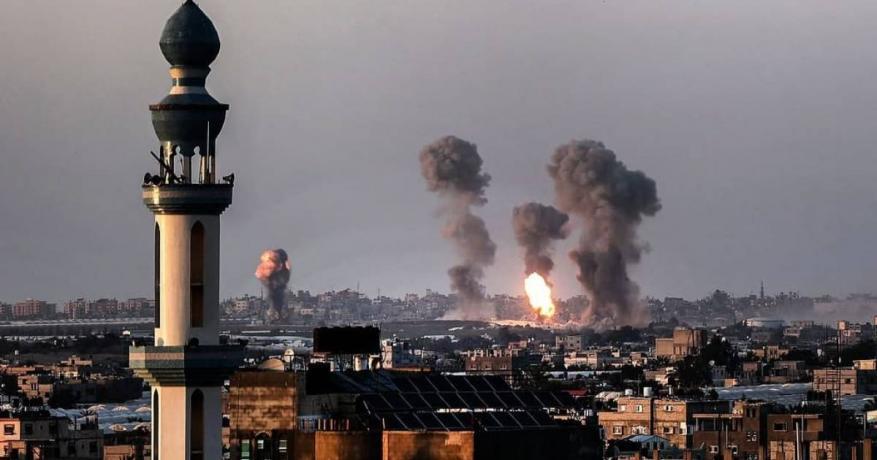 """""""بسبب مواجهات الداخل"""".. هآرتس: الجيش الإسرائيلي يستعد لإمكانية إنهاء التصعيد بغزة"""