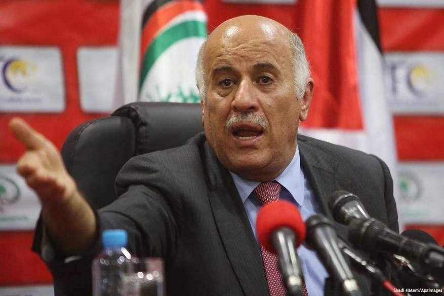 """الرجوب: حوارات القاهرة الأخيرة """"لم تنجح"""" لعدم التوافق على مواعيد الانتخابات"""
