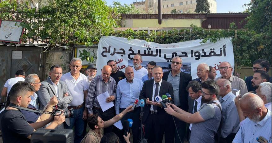 محكمة الاحتلال تعقد جلسة بشأن عائلات الشيخ جراح في 10 مايو