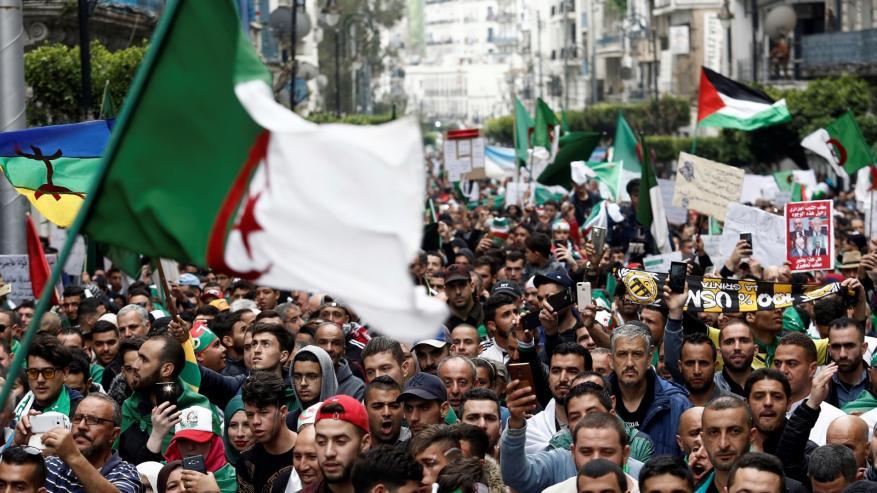 الجزائر تنسحب من اجتماع برلمان البحر المتوسط بسبب الاحتلال