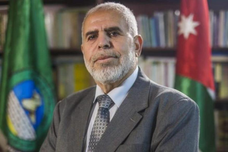 حماس تنعى القيادي بجبهة العمل الإسلامي الأردني حكمت الرواشدة