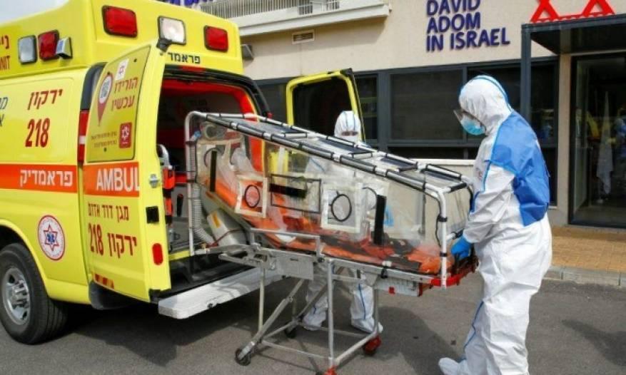 الاحتلال يعلن ارتفاع عدد وفيات فيروس كورونا لـ79 والإصابات الى 9755