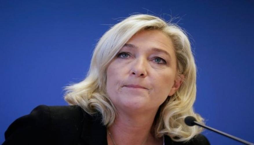 صديقة الإمارات مارين لوبان تبدأ ترشحها لرئاسة فرنسا بحملة ضد الإسلام