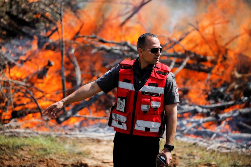 بالونات غزة الحارقة تُشعل مستوطنات الغلاف