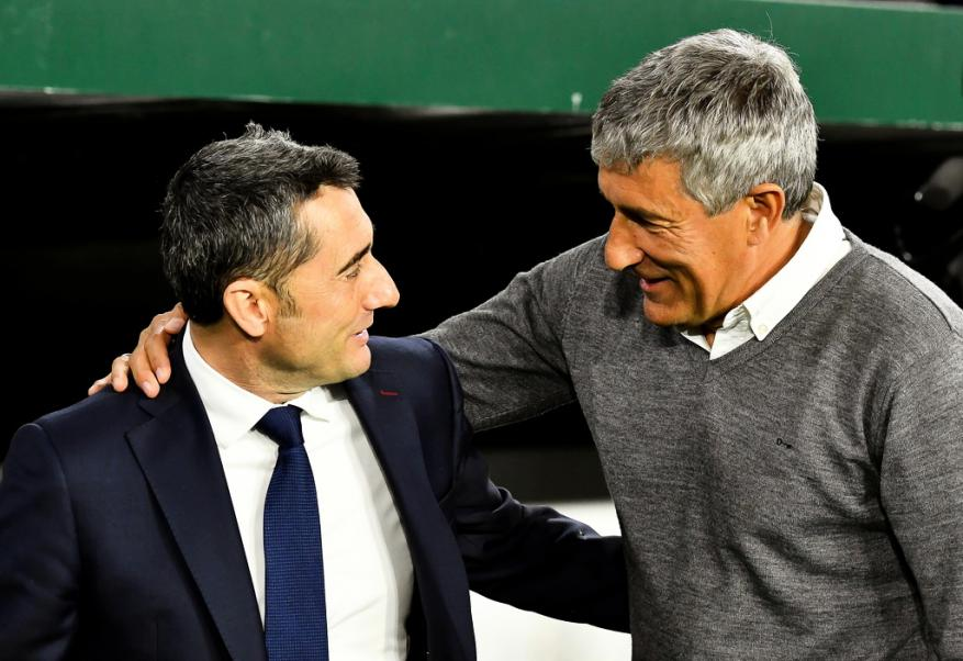 بعد إقالة فالفيردي.. كيكي سيتين مدرب برشلونة الجديد