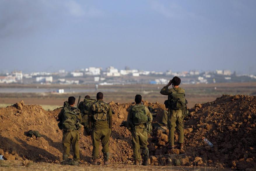 """""""طريق الحقول"""".. جيش الاحتلال يبدأ بتنفيذ مشروع تحصين جديد على حدود غزة"""