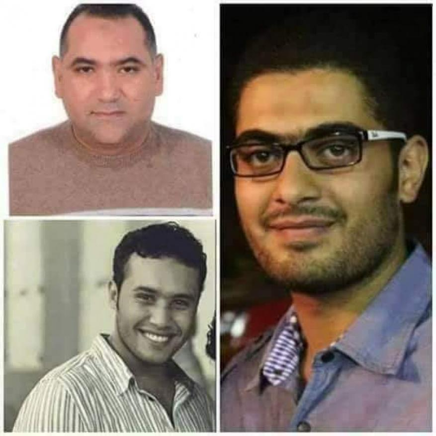 تنفيذ الإعدام بحق 3 معارضين مصريين أدينوا بقتل نجل قاض