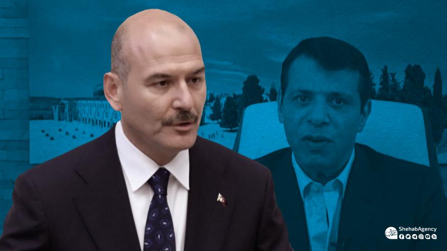 """مطلوب لها.. وزير الداخلية التركي يتهم الإمارات بإثارة الفوضى باستخدام """"دحلان"""""""