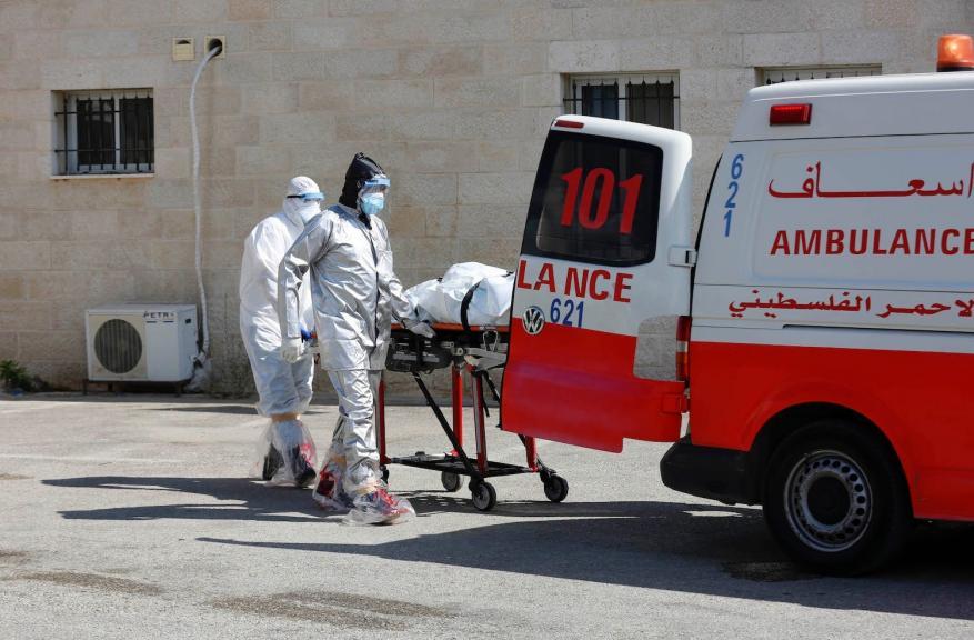 فلسطين: 16 حالة وفاة و1560 إصابة بفيروس كورونا خلال الـ24 ساعة الماضية