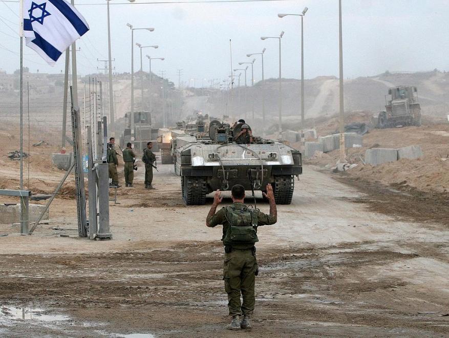 تعرف على تفاصيل خطة الانسحاب الاسرائيلي من غزة