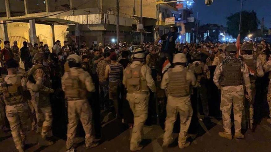 العراق.. ارتفاع عدد قتلى احتجاجات بغداد إلى 6 متظاهرين