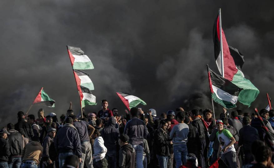 تأجيل فعاليات مسيرة العودة وكسر الحصار اليوم بشكل استثنائي