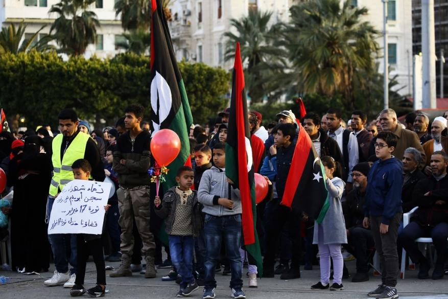 ليبيا.. مظاهرات في طرابلس ومصراته تنديدا بعدوان حفتر