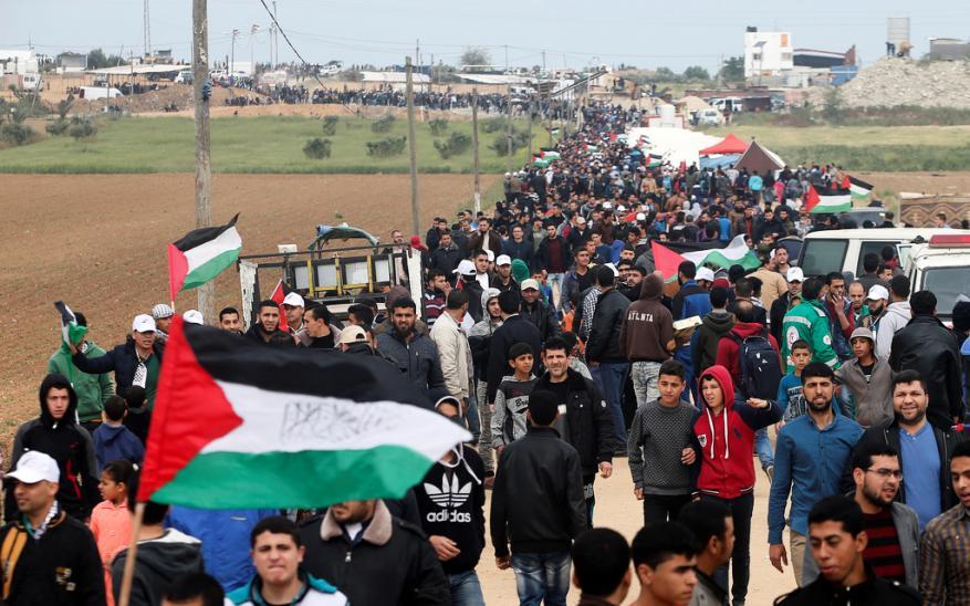 مسيرات العودة (3): كسر الحصار
